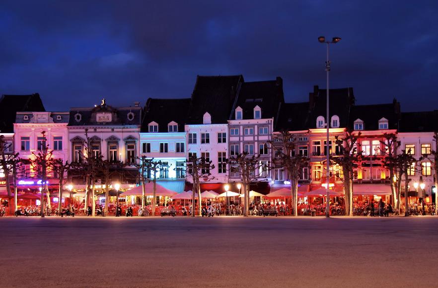 Het Vrijthof van Maastricht